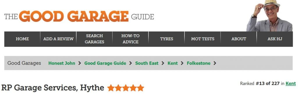 RP-Garage-Services-Hythe-Tyres-Mot-reviews-honest john